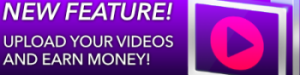 Sell your videos on SoulCams